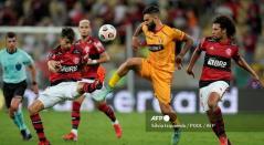Barcelona de Guayaquil vs Flamengo, Copa Libertadores