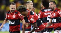 Flamengo finalista de Copa Libertadores