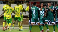 Huila vs Equidad, Liga Betplay