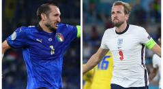 Italia e Inglaterra en la eliminatoria