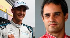 Juan Pablo Montoya, Fórmula 1 norticias, George Russell