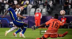 Juventus vs Chelsea, Champions League