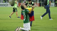 Lobo Guerra, ex jugador de Nacional