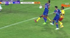 Pereira Vs Pasto, mano en Copa BetPlay