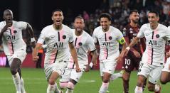 PSG Vs Metz