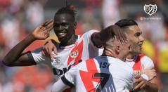 Rayo Vallecano HOY, Liga Española, Falcao