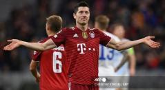Robert Lewandowski, Bayern Múnich