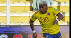 Roger Martínez, Bolivia vs Colombia 2021-II