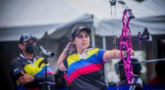 Sara López - Arquera colombiana