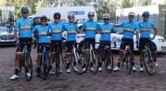 Selección Colombia ciclismo de ruta