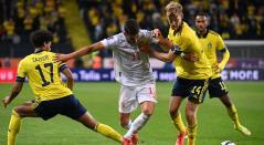 Suecia derrotó a España en la Eliminatoria
