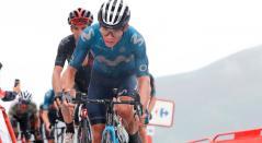 Superman López, Movistar, Vuelta a España 2021 hoy