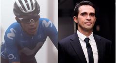 'Superman' López y Alberto Contador