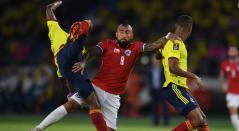 Arturo Vidal, jugador de Chile