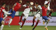 Perú vs Chile; Eliminatorias Qatar 2022