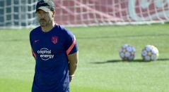 Atlético de Madrid, Diego Simeone