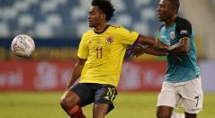 Selección Colombia vs Ecuador, Eliminatorias Sudamericanas 2022
