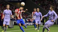 FC Barcelona, Atlético de Madrid, Luis Suárez