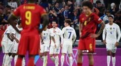 Francia vs Bélgica, Liga de Naciones