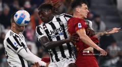 Juventus vs Roma, Serie A Italia