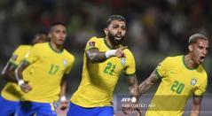 Selección Brasil, Eliminatoria Qatar 2022