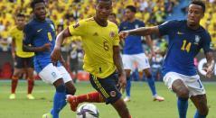 Wilmar Barrios, jugador de la Selección Colombia