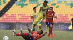 Bucaramanga vs Deportivo Pasto, Liga BetPlay 2021
