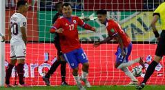 Chile Vs Venezuela - Eliminatoria