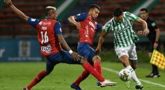Atlético Nacional vs Independiente Medellín, Liga Betplay