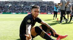 Cristian 'Chicho' Arango en Los Angeles de la MLS