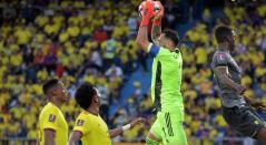 David Ospina Colombia vs Ecuador
