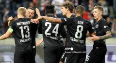 Eintracht Frankfurt vs Olympiacos EN VIVO