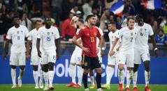 Francia - España, Liga de Naciones final
