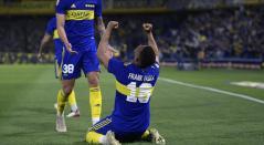 Frank Fabra - Boca Juniors