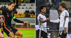 Holanda y Alemania, Eliminatorias