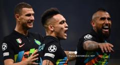 Inter de Milán vs Sheriff, Champions League