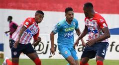 Junior vs Jaguares, Liga Betplay 2021
