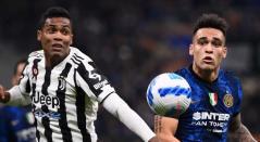 Juventus vs Ínter de Milán, Serie A 21/22
