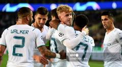 Manchester City vs Brujas, Champions League