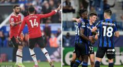 Manchester United vs Atalanta EN VIVO, Champions League