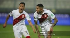 Perú vs Chile, Eliminatoria