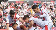 Rayo Vallecano, Liga española