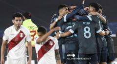 Selección Argentina, Eliminatoria sudamericana Qatar 2022