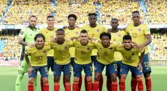 Selección Colombia: posibles bajas para noviembre