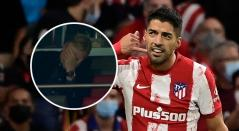 Luis Suárez, Atlético de Madrid, Ronald Koeman