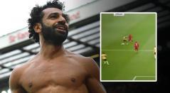 Mohammed Salah, Liverpool, Cucho Hernández