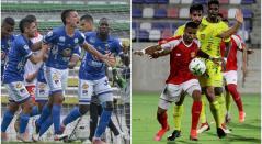 Unión Magdalena y Leones, segunda división de Colombia