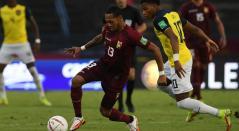 Venezuela Vs Ecuador, Eliminatoria