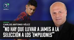Carlos Antonio Vélez: Palabras Mayores 26 de octubre 2021