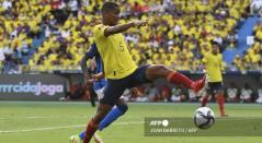 Wilmar Barrios vs Brasil